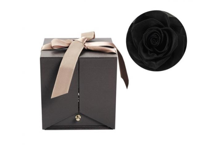 Шкатулка для дорогоцінностей Best Wishes Black