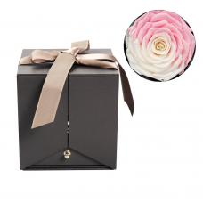 Шкатулка для драгоценностей Best Wishes Pink-White
