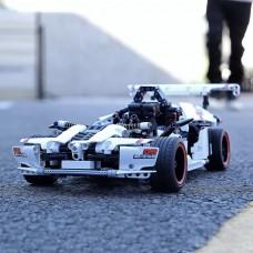 Конструктор + машинка на дистанционном управлении Xiaomi Desert Racing Car Building Blocks Set (GLSC011QL)