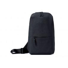 Рюкзак Xiaomi Mi City Sling Bag (Dark Grey)