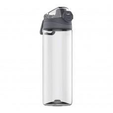 Бутылка для воды спортивная Xiaomi Quance Tritan Gray 620ml