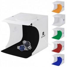 Портативная фотостудия Puluz Led Portable Studio 2 LEDs