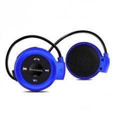 Bluetooth-гарнитура наушники Mini 503 blue