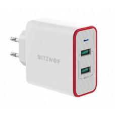 Зарядное устройство Blitzwolf BW-PL3 2-port USB Charger