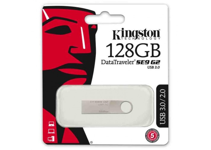 Флеш-накопитель Kingston SE9 G2 128gb